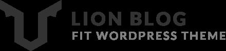 LION BLOG[ライオン ブログ] – デモサイト